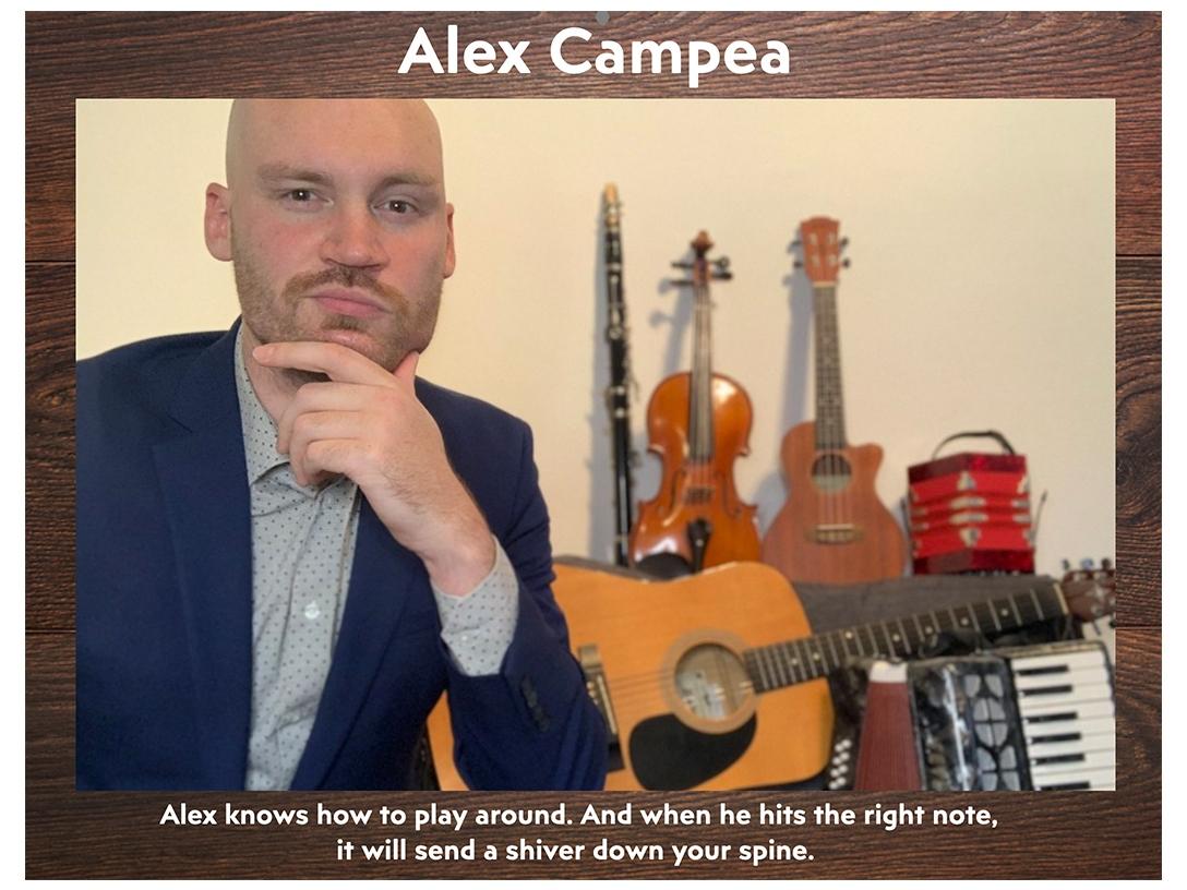 Alex Campea - September