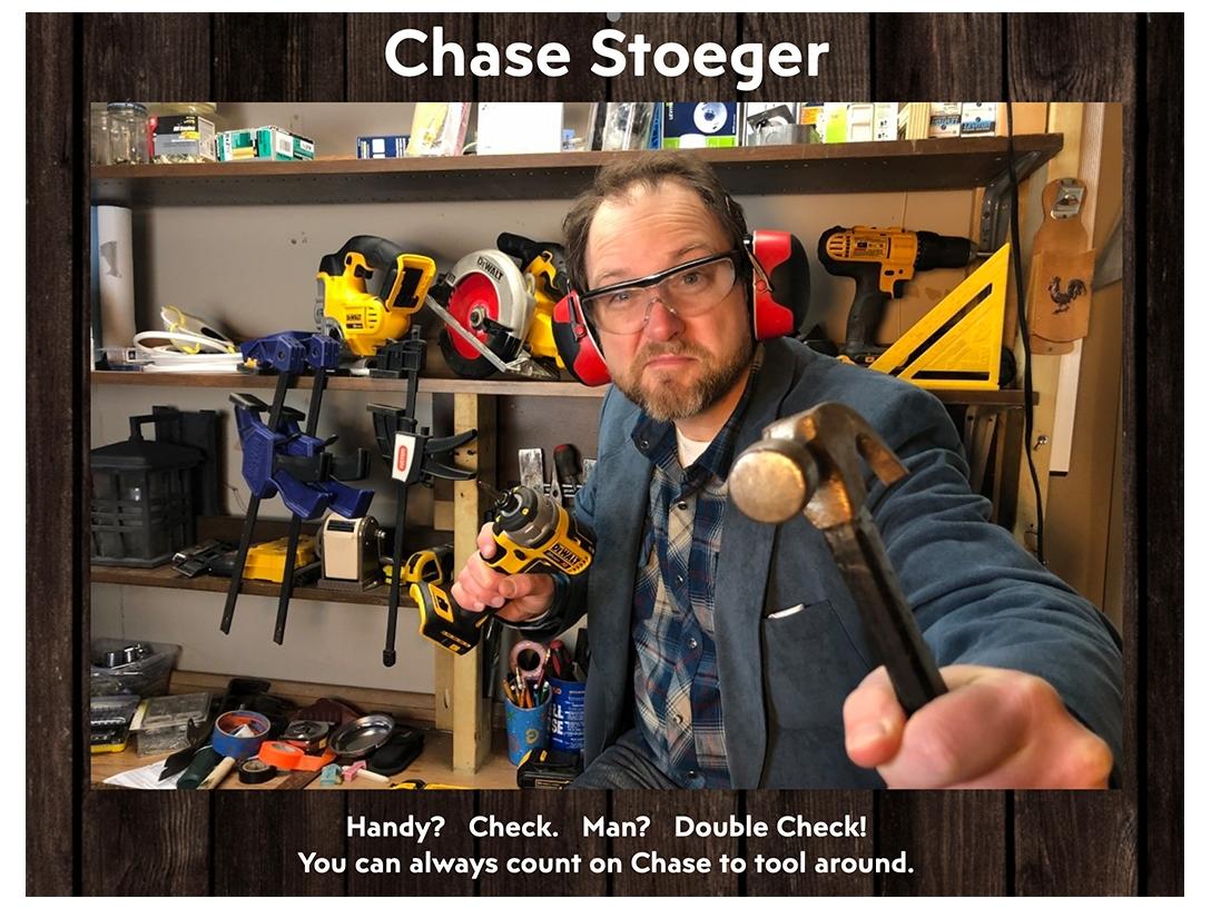Chase Stoeger - June