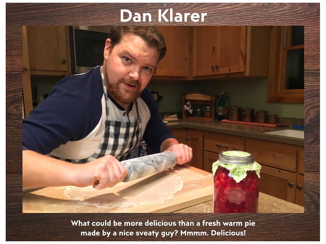Dan Klarer - March