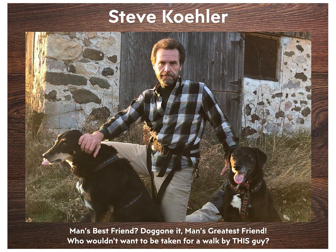 Steve Koehler - November