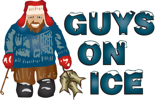 Guys On Ice Logo