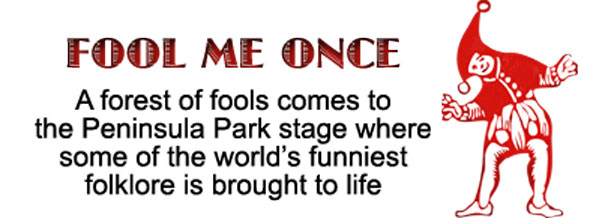 Fool Me Once logo banner