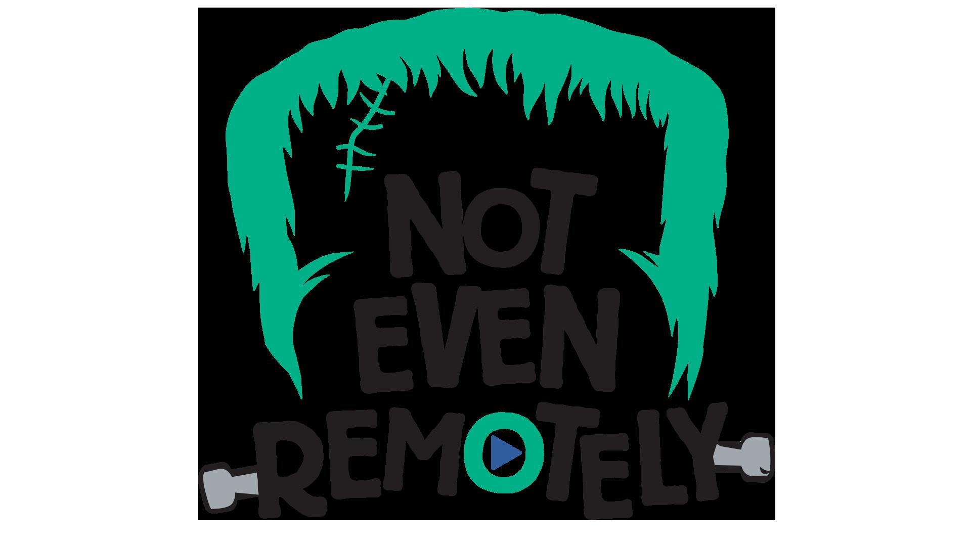 Not Even Remotely tile logo